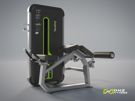 دستگاه بدنسازی پشت پا خوابیده DHZ سری Mini Apple