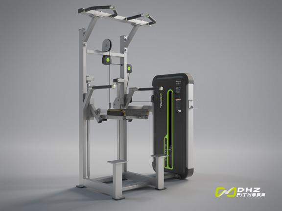 دستگاه بدنسازی پارالل بارفیکس DHZ سری Mini Apple