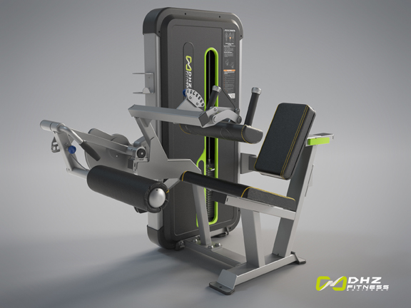 دستگاه بدنسازی پشت پا نشسته DHZ سری Mini Apple
