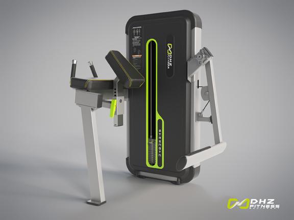 دستگاه بدنسازی گلوت DHZ سری Mini Apple