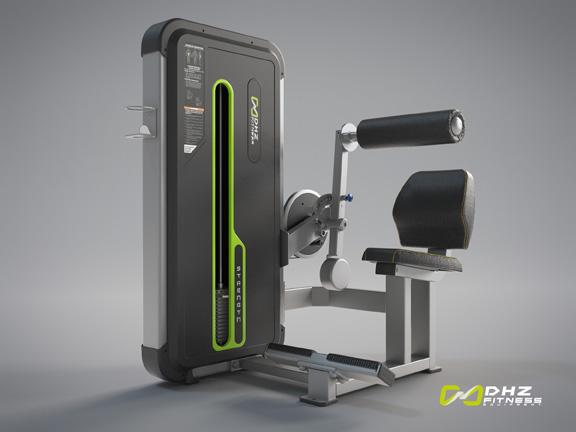 دستگاه بدنسازی کرانچ شکم DHZ سری Mini Apple