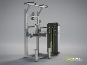 دستگاه بدنسازی پارالل بارفیکس سری mini apple