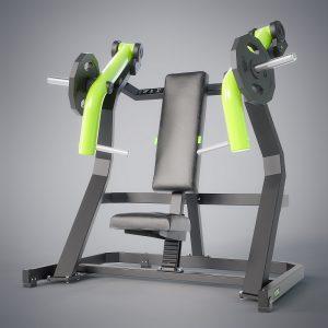 دستگاه پرس سینه وزن آزاد DHZ