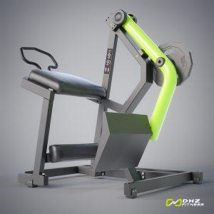 دستگاه تقویت عضلات باسن وزن آزاد